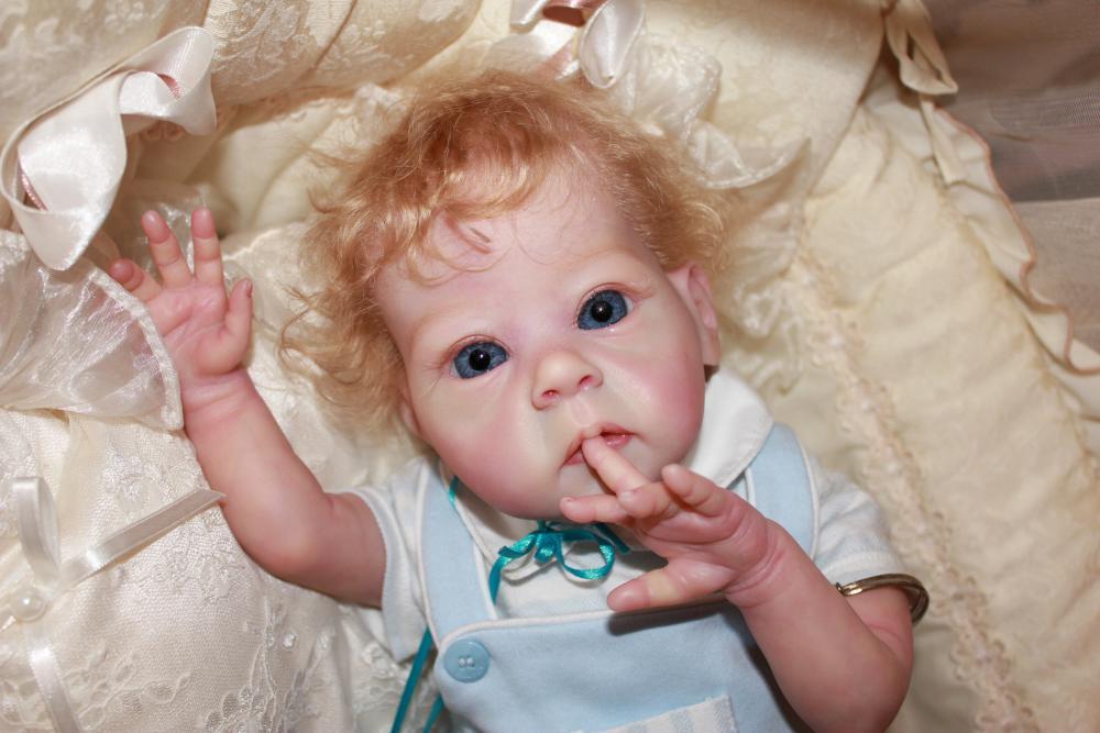 Картинки живые ребенок куклы