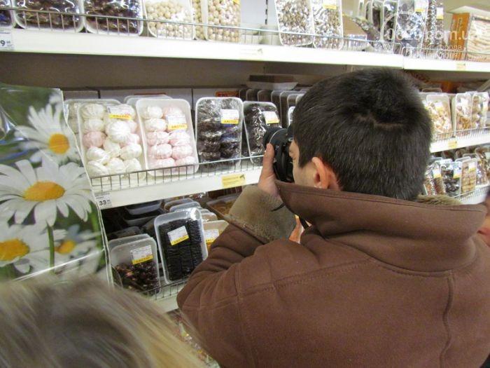тем, как можно ли фотографировать в магазинах на украине особенностей