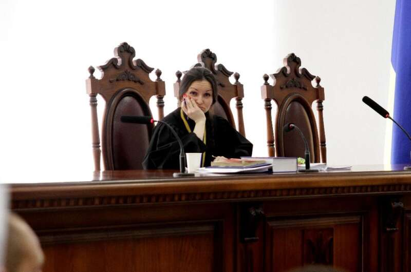 """Все идет к обрушению"""". Что происходит с судебной системой Украины ..."""