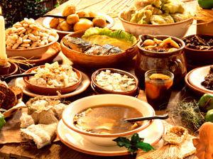 Блюда на Рождество: какие 12 блюд нужно приготовить на праздник