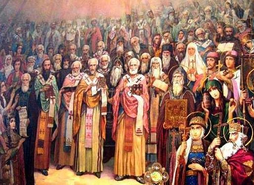 Собор Всех Святых православные христиане отмечают 14 июня
