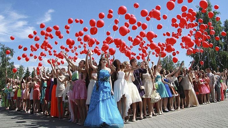 фото на выпускной киев