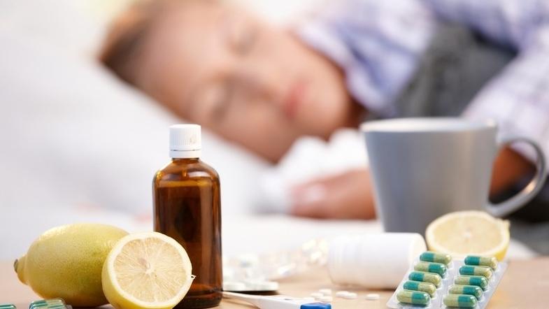 Как вылечить простуду и грипп народными средствами - Фото