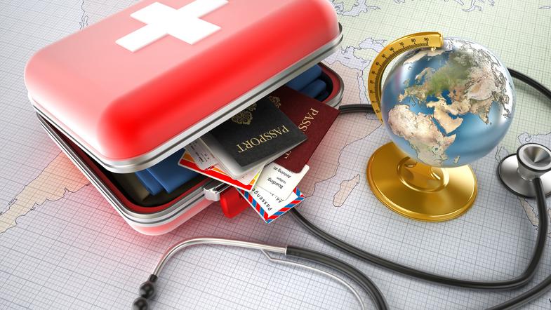 Как пройти лечение за границей