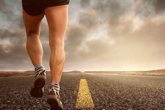 Бегать для похудения: как ускорить процесс и не перекачать ноги-1200x800