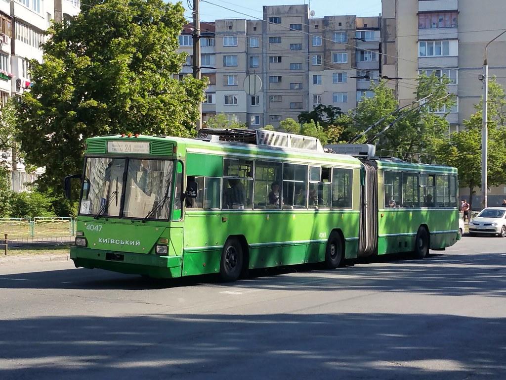 В Киеве временно ограничили движение транспорта