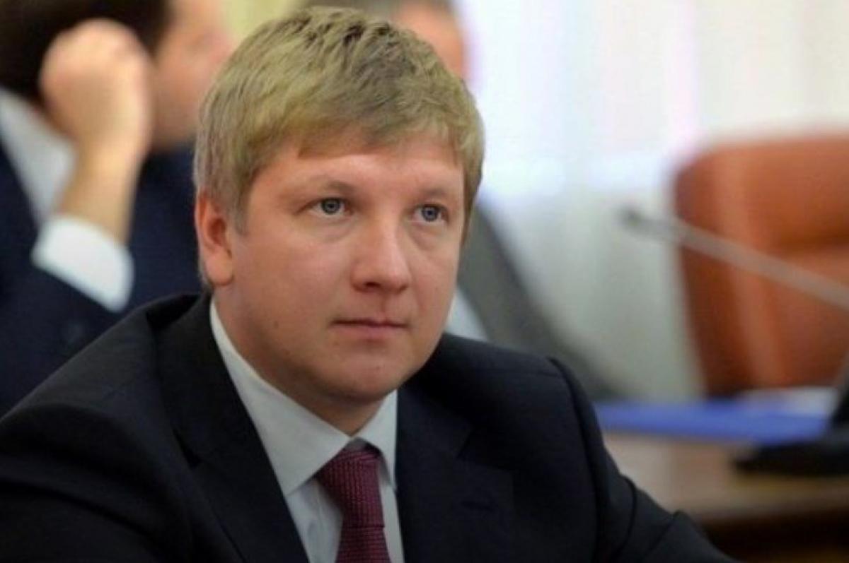 Коболев заявил, что до конца года договор по транзиту газа не подпишут