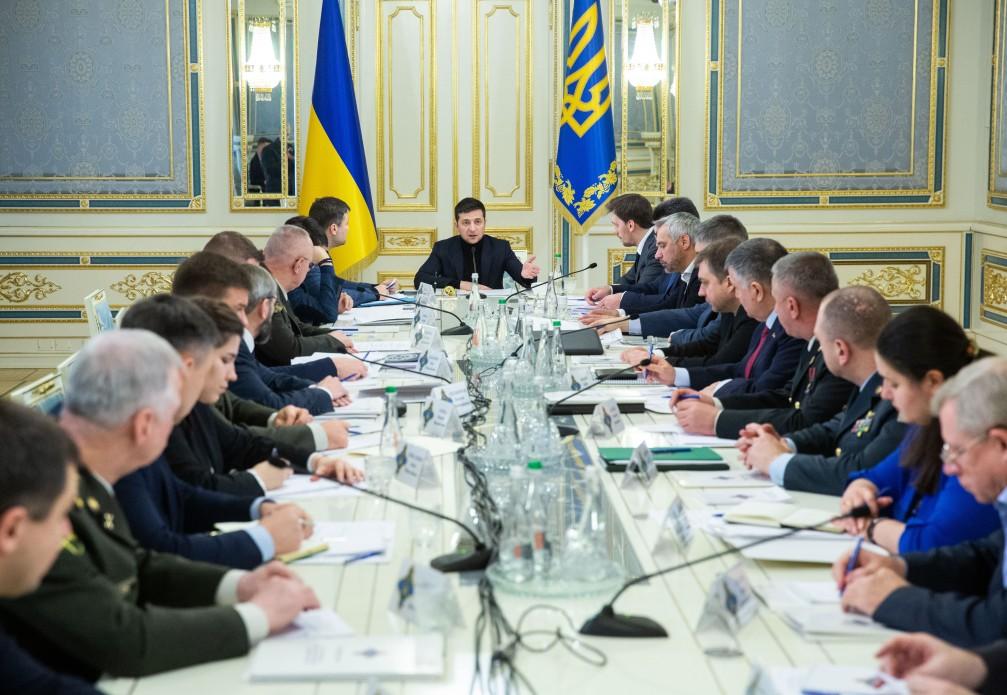 Зеленский собрал СНБО по вопросам спирта: что решили