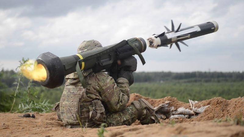 Украина заключила контракт с США о поставке второй партии Javelin