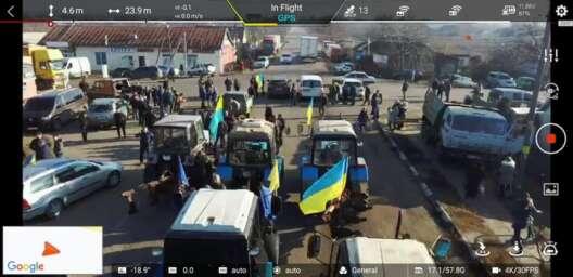 Противники земельной реформы заблокировали украинско-молдавскую границу - фото 2