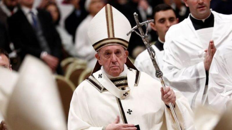 Папа Римский призывает узаконить однополые браки-800x530