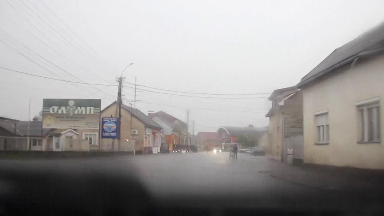Спасатели предупредили о нарушении движения на дорогах Карпат