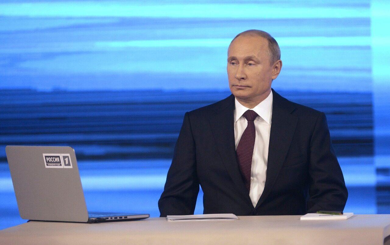 """Договоримся - Путин заявил, что хочет решить """"газовую войну"""" с Украиной"""