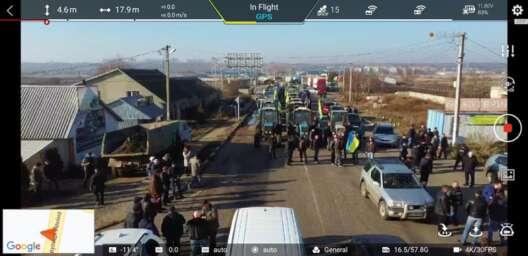 Противники земельной реформы заблокировали украинско-молдавскую границу - фото 1