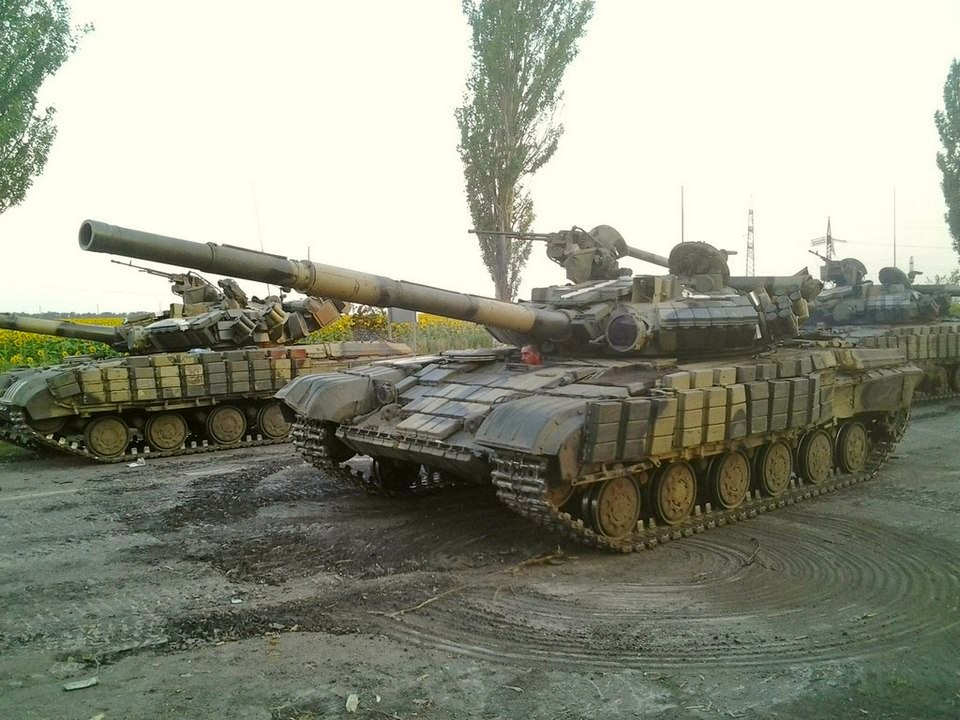 Путин рассказал об украинских танках на Кубани