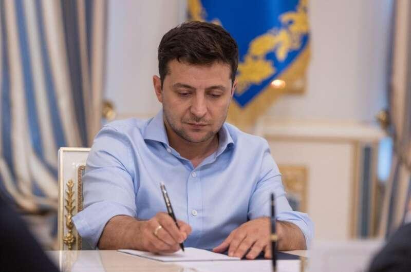 Зеленский назначил судей в районные суды-800x530