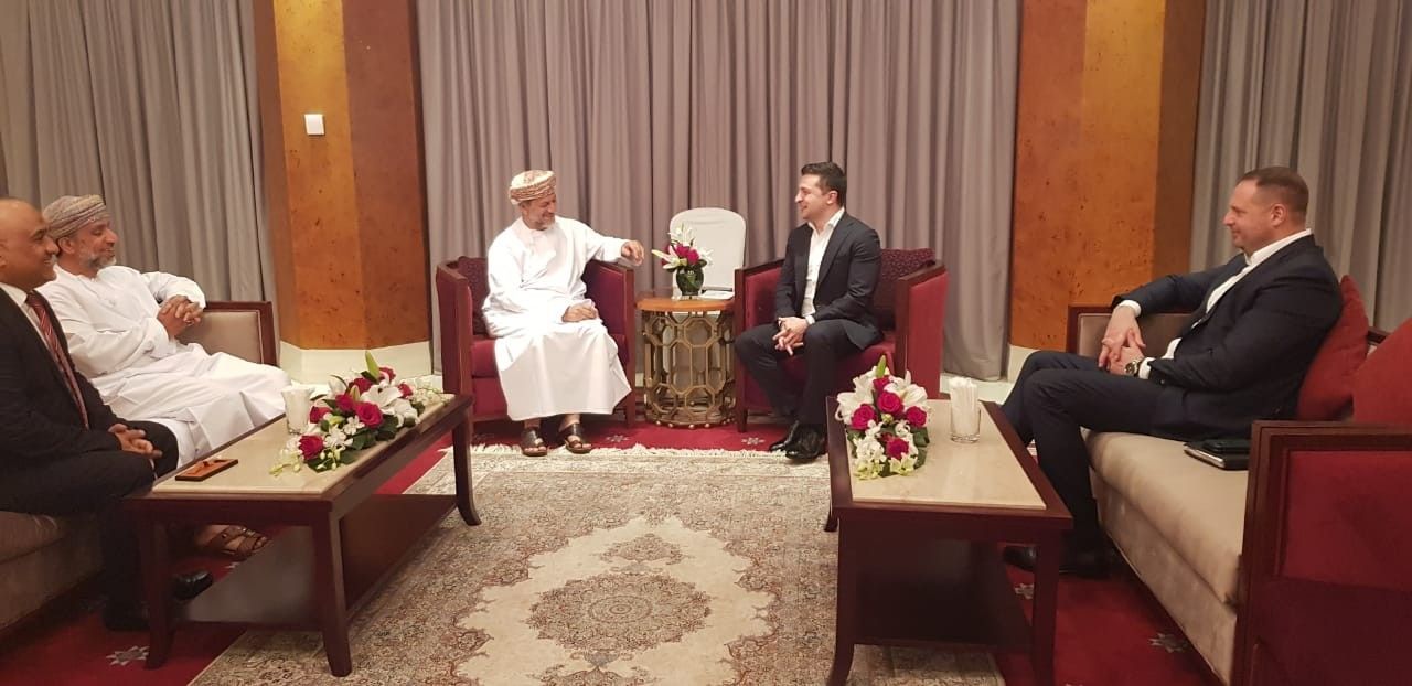 Зеленский призвал Оман участвовать в большой приватизации - фото 1