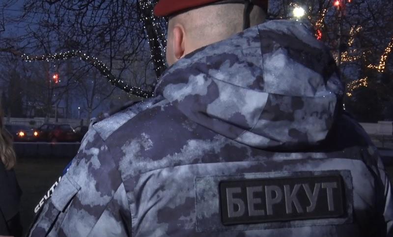 Замкомандира севастопольского 'Беркута' будут судить заочно