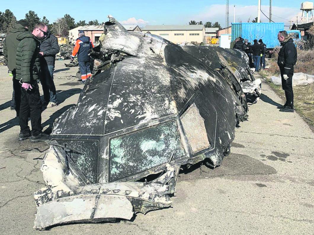 Авиакатастрофа в Иране – ответы на самые важные вопросы