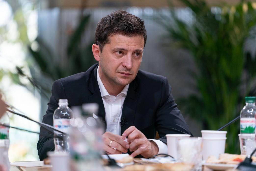 Зеленский: Я не могу ни за кого агитировать на местных выборах