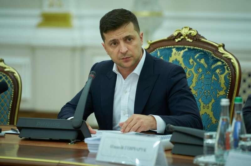 Зеленский подписал закон о выходе из очередного договора в рамках СНГ-800x530