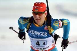 Украина выиграла золото в эстафете чемпионата Европы по биатлону