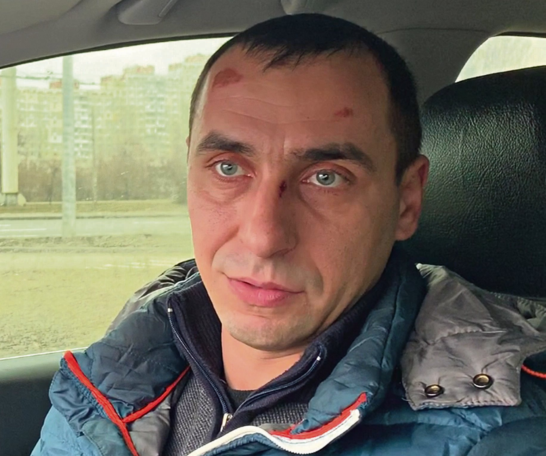 """""""Напали и начали душить"""". Компания мажоров с женой олигарха избили таксиста - фото 1"""