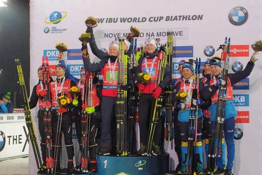 Биатлонист Пидручный отвоевал серебро для Украины-1200x800