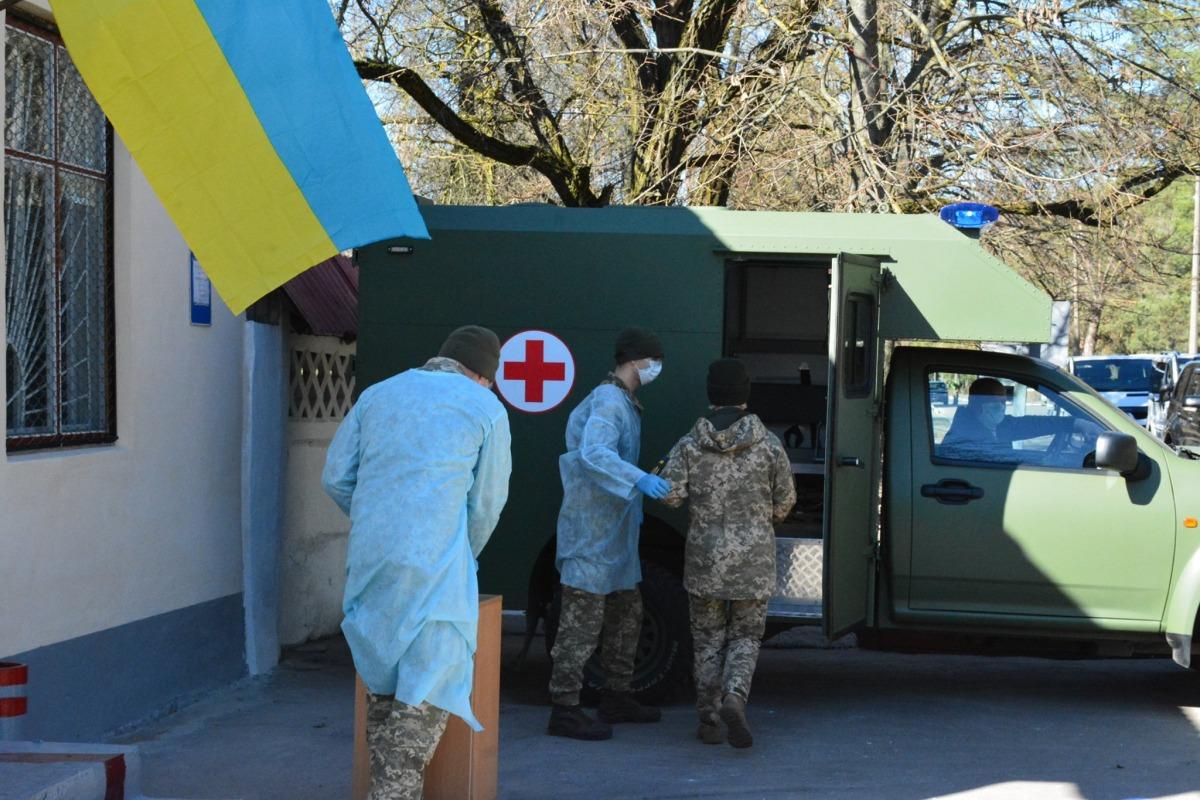 Covid-19 в ВСУ: за сутки инфекцию подхватили 129 человек