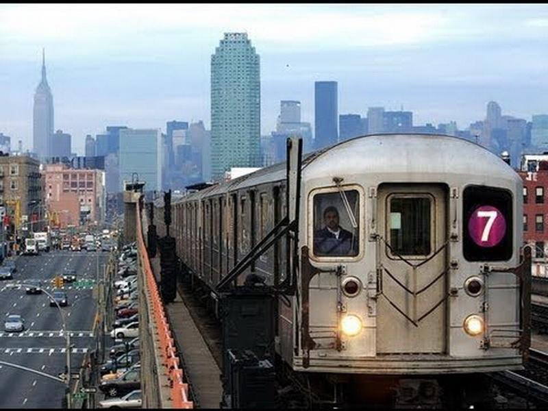 Нью-Йоркский метрополитен, США