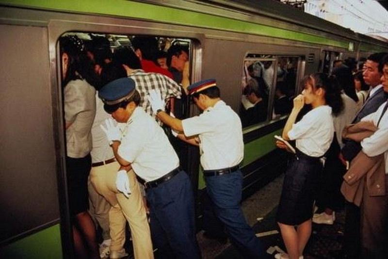 Токийское метро, Япония