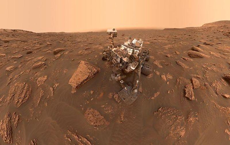 Стала известна дата запуска исследовательской миссии NASA на Марс-800x530