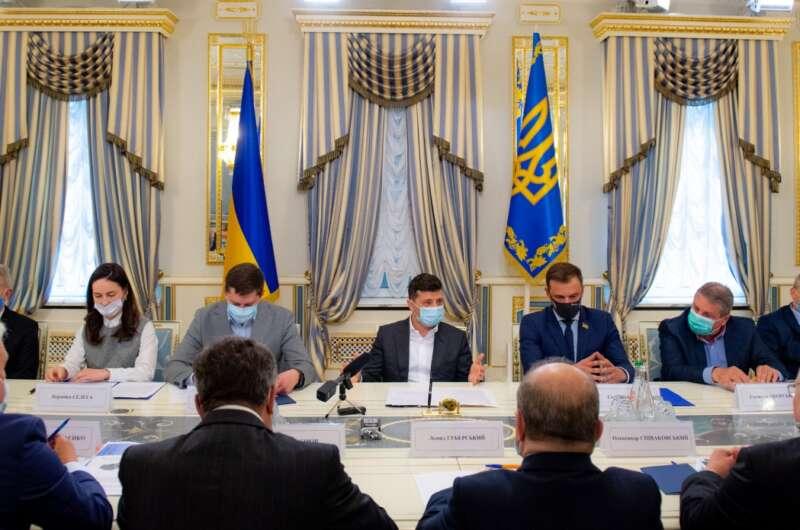 Впервые с 2005 - Зеленский встретился с ректорами и обсудил кадровый голод-800x530