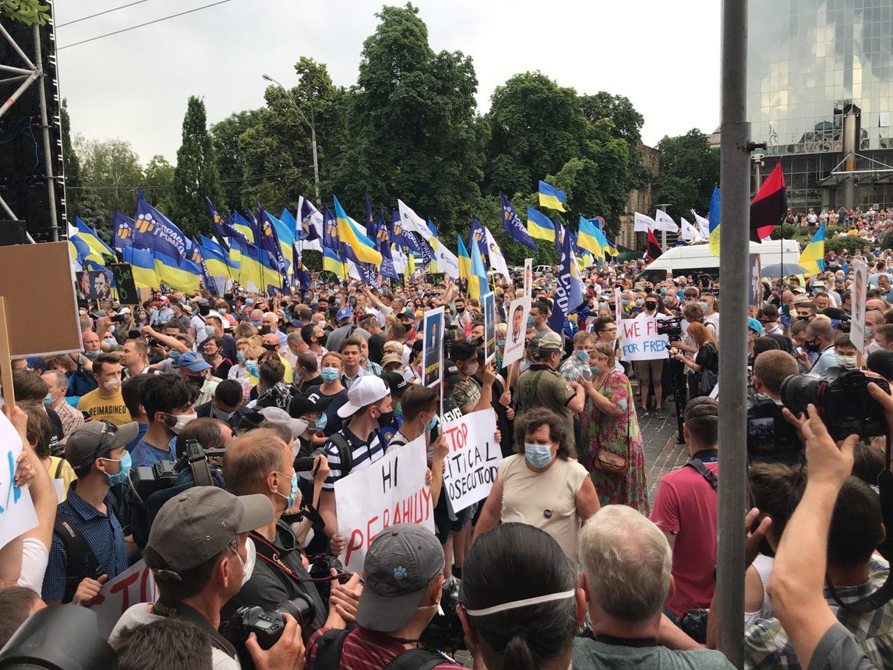Суд отложил заседание по делу Порошенко до 1 июля - фото 8