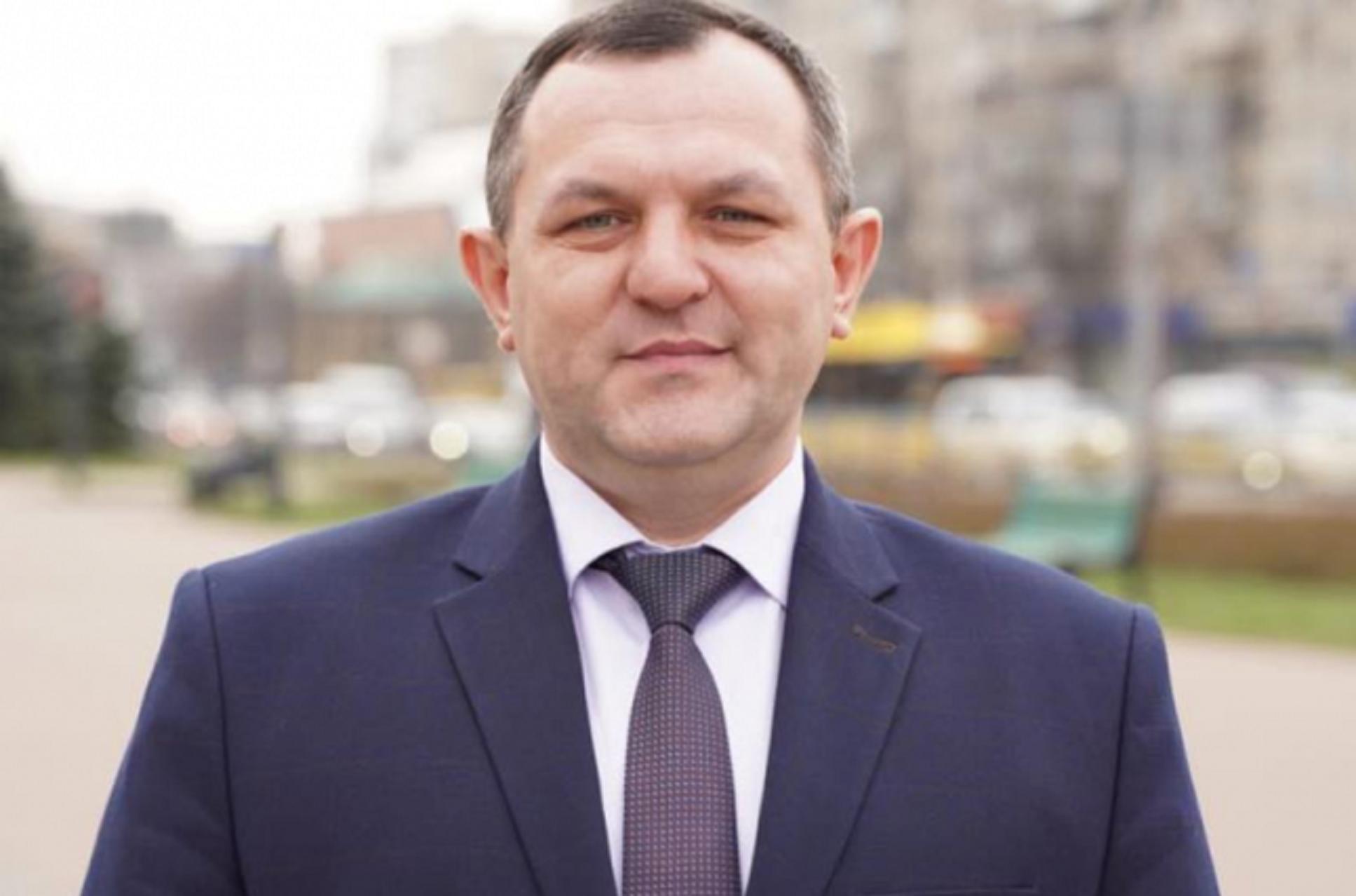 Володин стал главой Киевской ОГА - что о нем известно