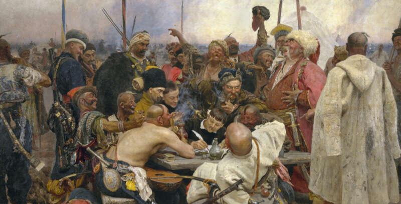 запорожские казаки