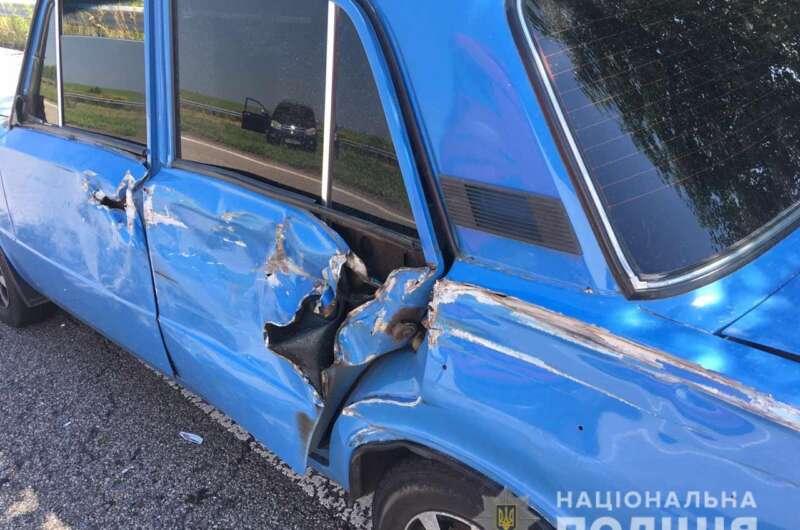В Днепропетровской области в нелепом ДТП погиб полицейский-800x530