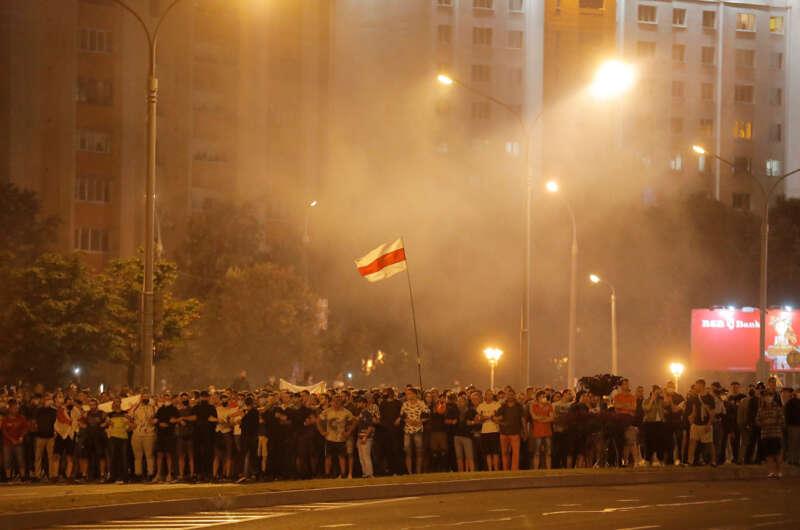 Для поиска задержанных - МВД Беларуси откроет горячую линию-800x530