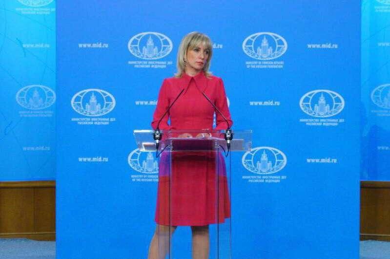 Своих в обиду не дадим - Захарова ответила Лукашенко-800x530