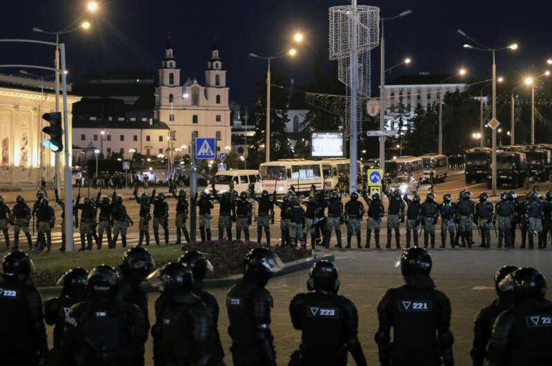 Выборы в Беларуси - глава Еврокомиссии призвала ввести новые санкции-800x530