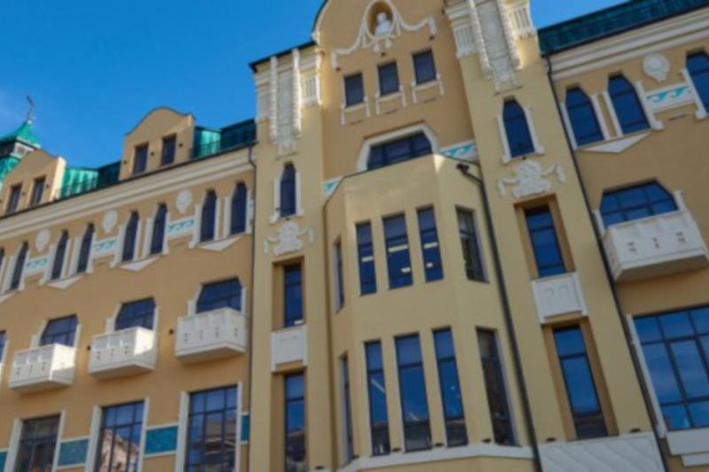 В Харькове открыли первый в Украине Дом недвижимости