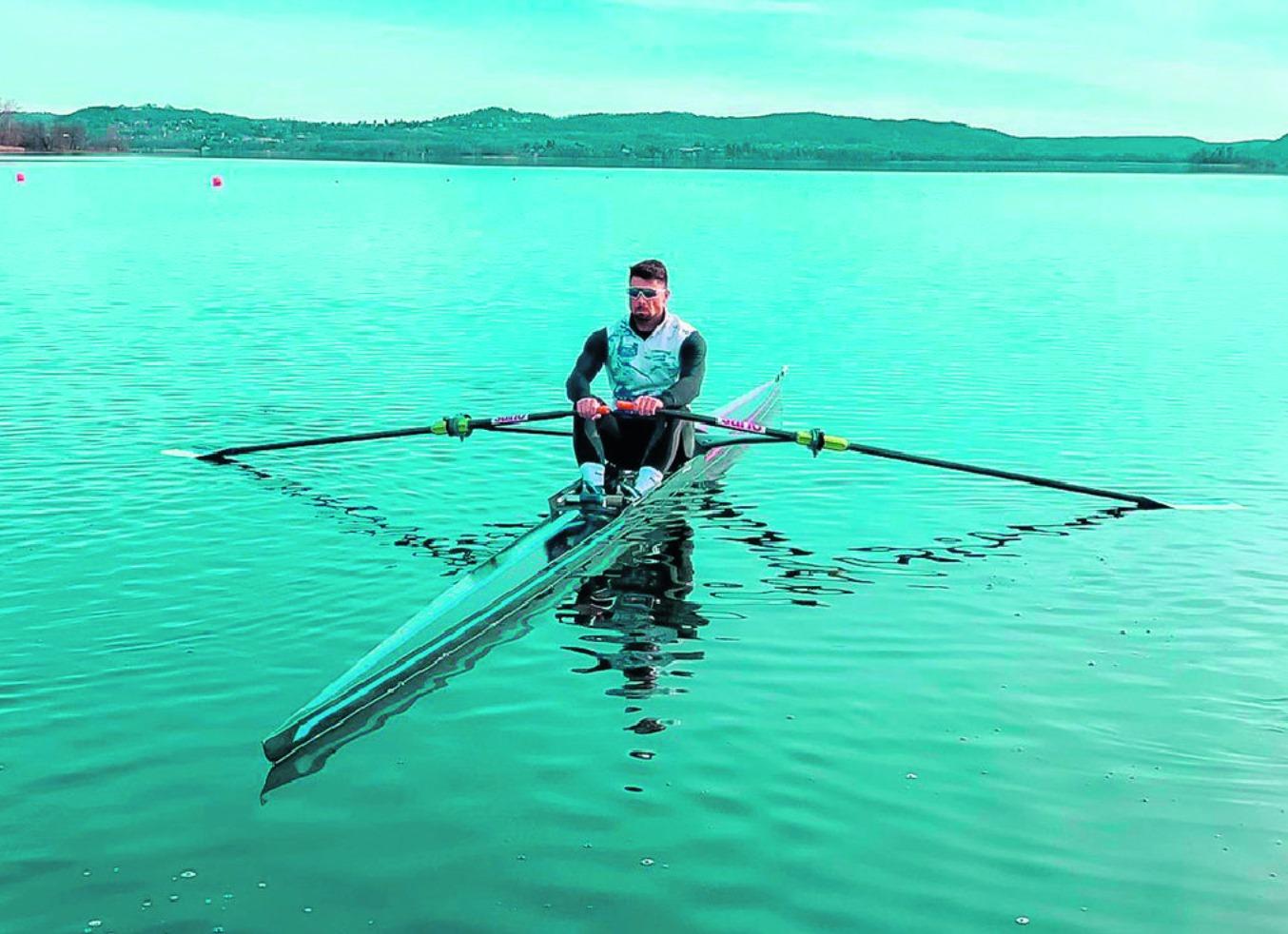 У израильского спортсмена в Днепре украли лодку