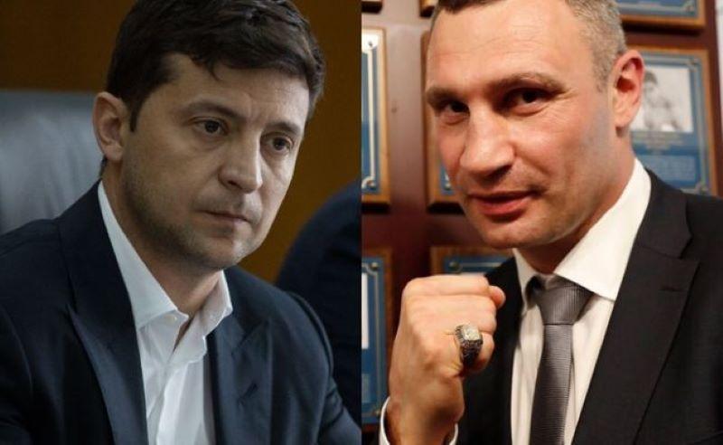 Рейтинг Зеленского рухнул, поддержка Кличко - выросла. Соцопрос