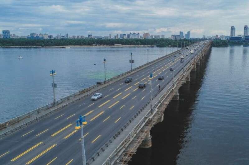 Мост Патона не будут перекрывать для реконструкции полностью - Кличко-800x530