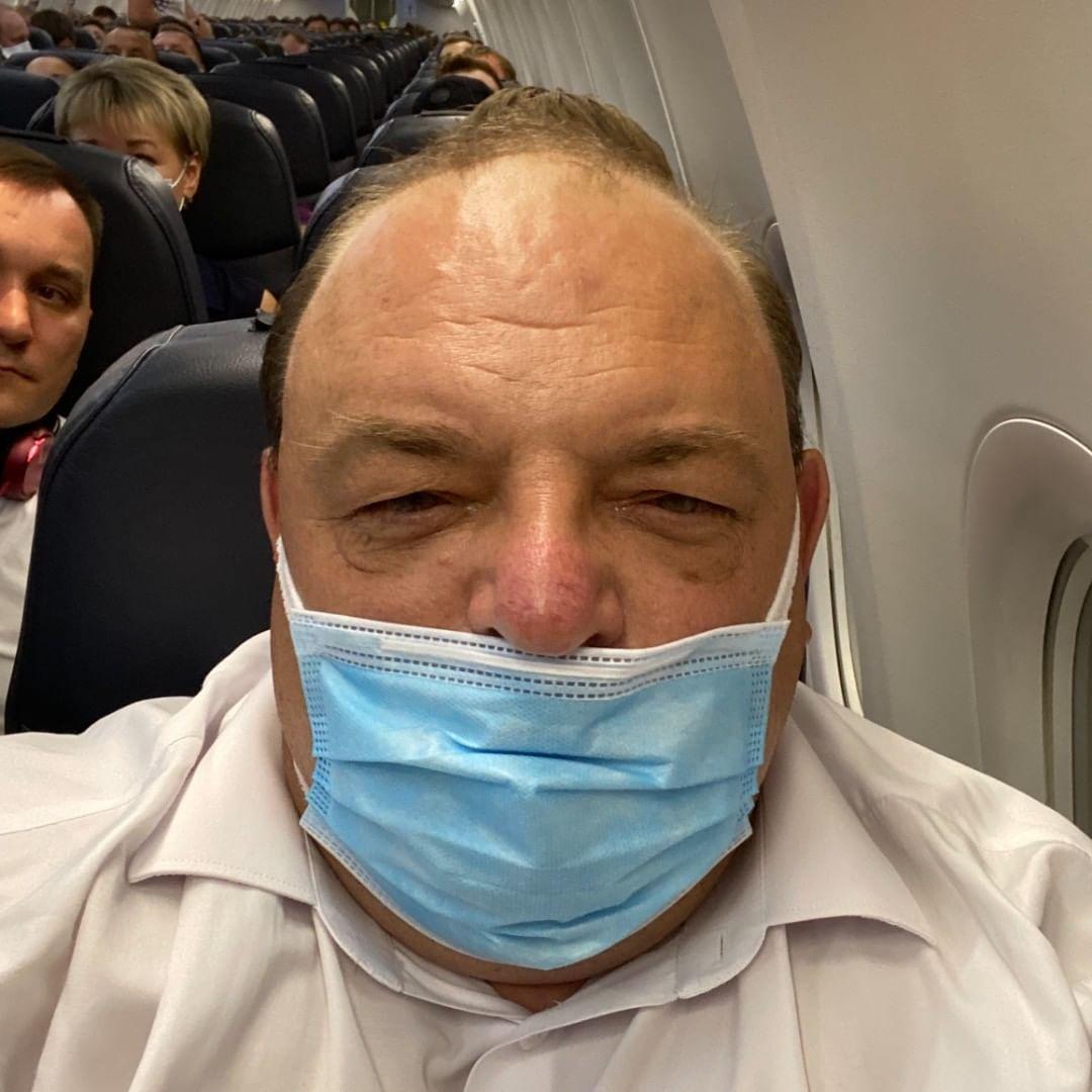 В России министр решил похудеть с помощью общественного осуждения
