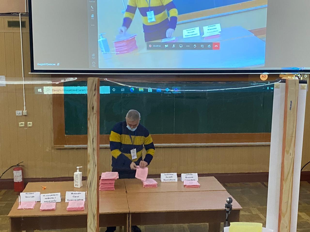 Выборы ректора Одесского медина прошли прозрачно и демократично - фото 3