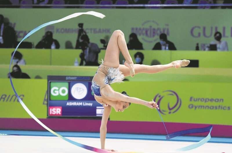 Украинские гимнастки остались без медалей главного старта-800x530