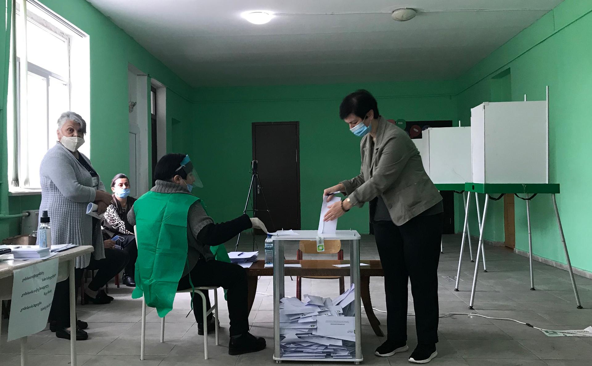 Парламентские выборы в Грузии – ЦИК обнародовал итоги второго тура