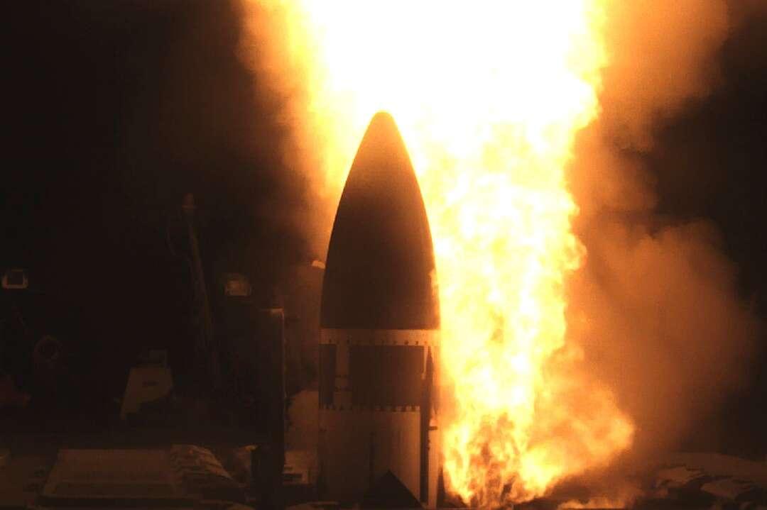 США успешно испытали систему перехвата баллистических ракет
