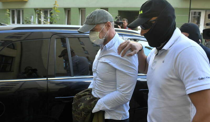 Экс-главу Укравтодора Новака оставили под арестом-800x530